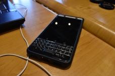 My BlackBerry KEYone.
