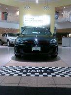 One of my favorites, the new Mk6 Volkswagen GTI.