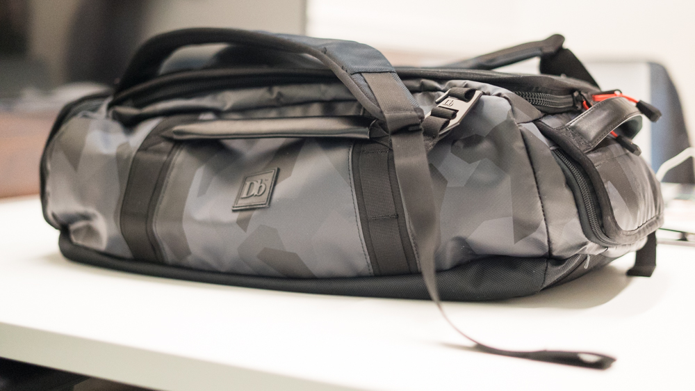 6c24ce989608b Douchebags Carryall 40L Review – The Nomadic Tire